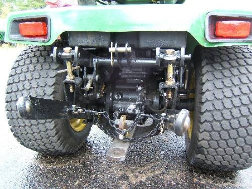 Tractor 3 Point Hitch Conversions : How to make homemade tractor implements ehow