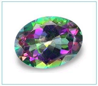 The Healing Properties Of Mystic Fire Topaz Our Everyday