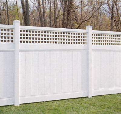How To Install A Vinyl Fence From Home Depot Ehow