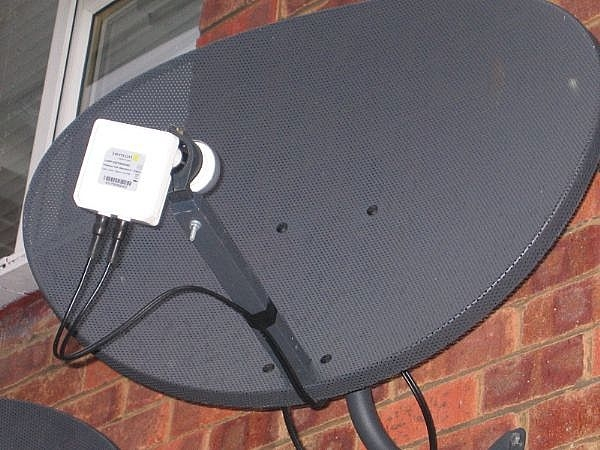 How to Align a Satellite Dish Without a Meter | It Still Works