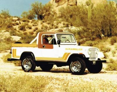 History of the Jeep J20 | It Still Runs
