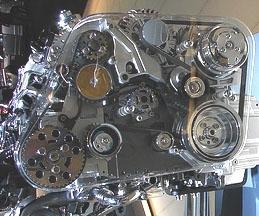 Squeaking Noise When the Engine Turns On   It Still Runs