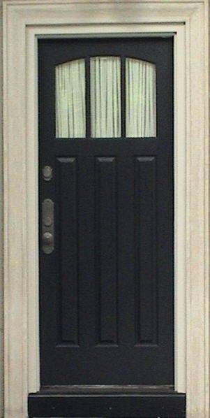 How To Replace A Front Door Glass Insert Ehow