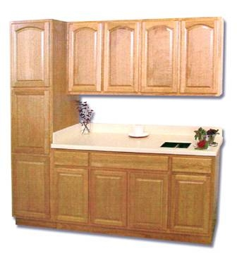 Ideas for painting laminate kitchen cabinets ehow for Can you paint wood veneer kitchen cabinets