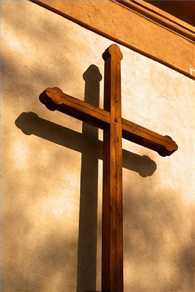 How to make a cross with the correct proportions ehow for Wooden craft crosses wholesale