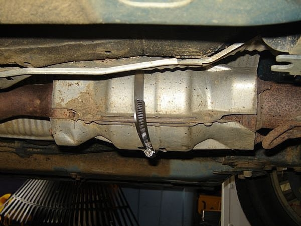 How To Fix Catalytic Converter Heat Shield Rattle It