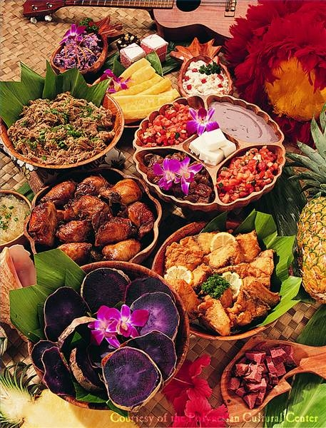 How to celebrate a hawaiian christmas with pictures ehow for Authentic hawaiian cuisine