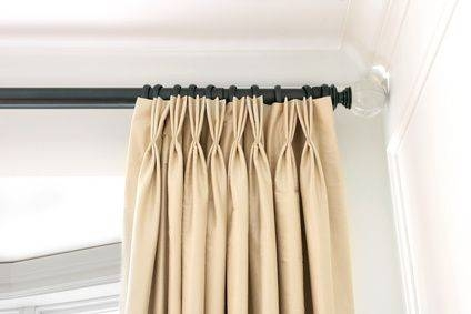 How To Hang Curtains Using Curtain Rings Ehow