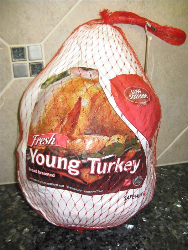 How do i cook turkey by the pound ehow for 3 8 kg turkey cooking time