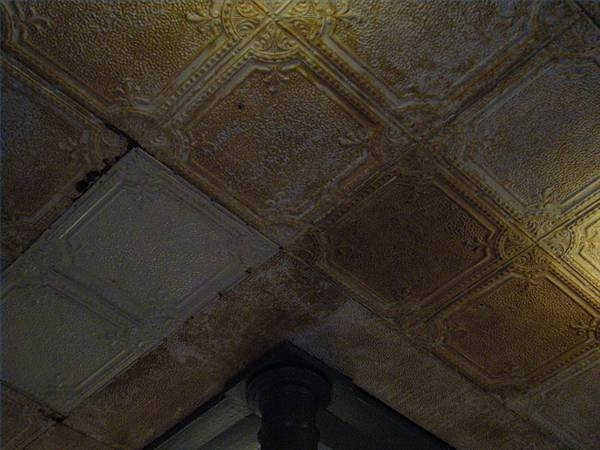alternative ceiling ideas with bamboo burlap cloth or rattan ehow