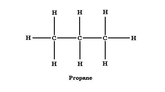 chemical formula for propane sciencing. Black Bedroom Furniture Sets. Home Design Ideas