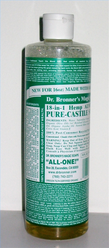 How Can I Clean My Hardwood Floors With Dr Bronner S Ehow