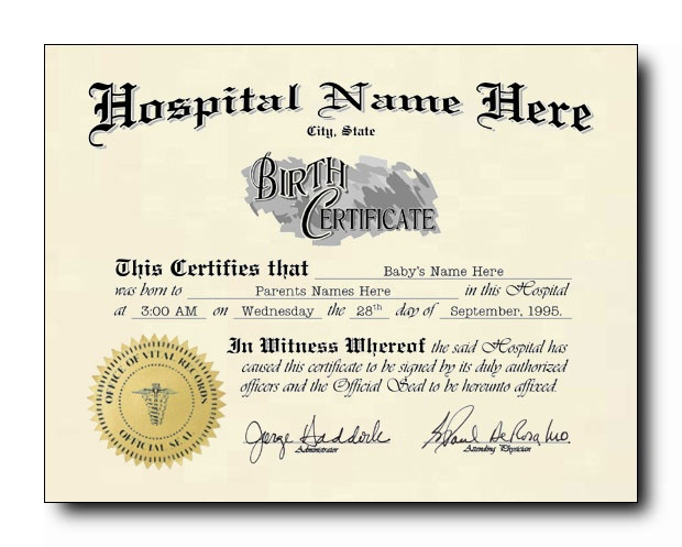 How Long Does It Take To Receive A Birth Certificate Ehow