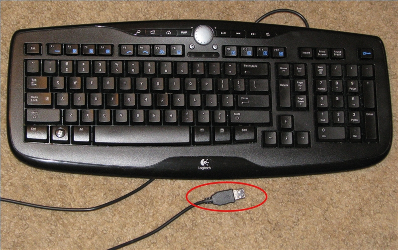 1a336969469 How to Connect an HP Cordless Keyboard | It Still Works