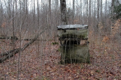 How To Build Deer Stands Using Totes Gone Outdoors