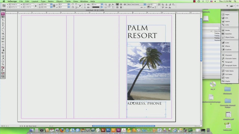 How to Make a Travel Brochure on the Computer | eHow