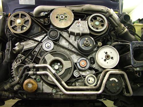 Cadillac Deville Serpentine Belt Problems X