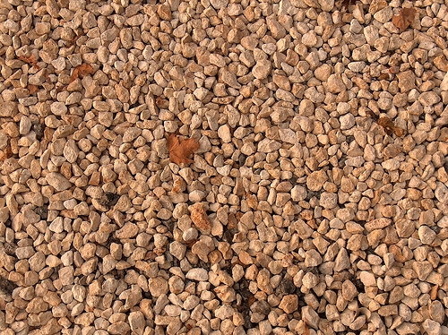 Types Of Gravel : Types of gravel rock ehow