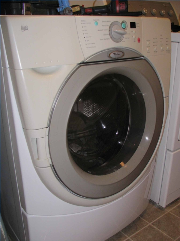 How To Clean The Water Inlet Valve On An Washing Machine