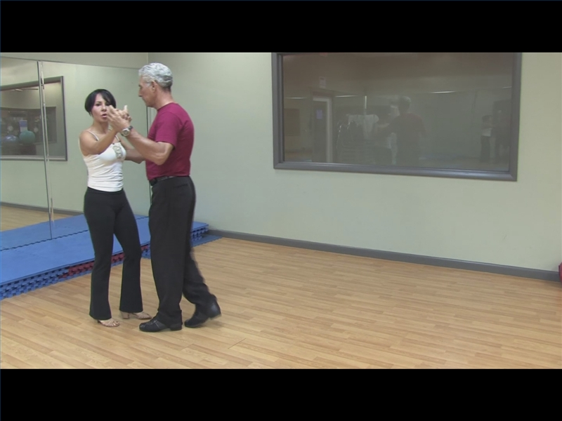 Two Step Dance Steps X on Western Two Step Dance