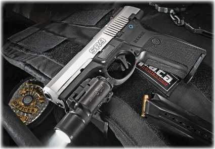 How to Disassemble a Ruger 22 Long Rifle Automatic Pistol