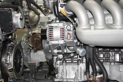 how to replace an oldsmobile aurora alternator it still runs