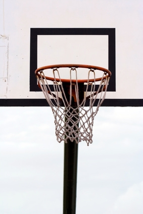 How to build a basketball backboard ehow for How to build a basketball goal