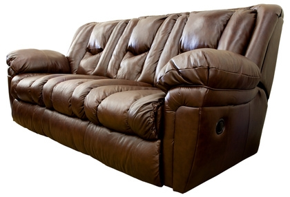 how to take care of leather couch
