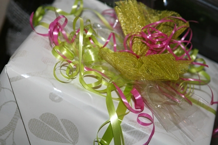 Alphabet Bridal Shower Gifts With Pictures Ehow