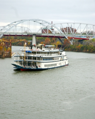 Mississippi River Boat Cruises Near Galena Illinois  EHow