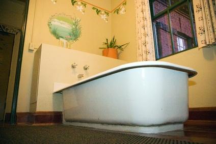 Porcelain Toilet Scratch Repair