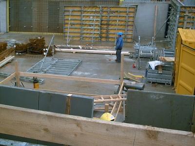 how to make concrete brick molds