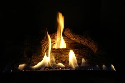 How To Troubleshoot A Noisy Fire In A Gas Log Fireplace Ehow