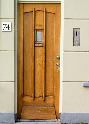 how to replace an exterior door and frame
