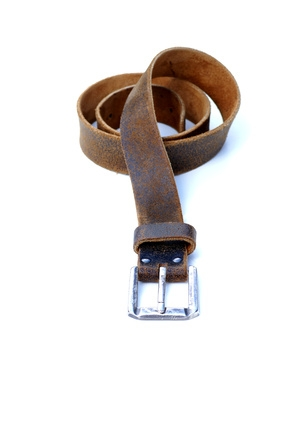how to clean leather belts ehow