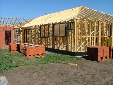 Most affordable way to build a house ehow for Cheapest way to build your own home