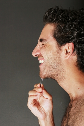 how to make razor bumps go away
