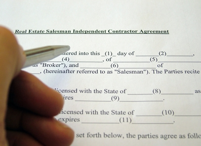 Examples of Personal Legal Contracts   Legalbeagle.com