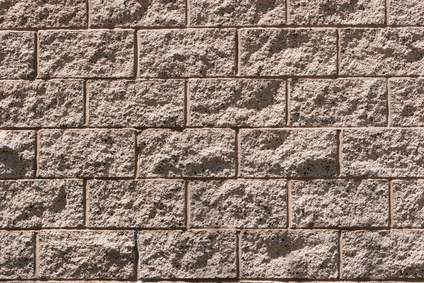 How To Make Decorative Concrete Block Walls Ehow