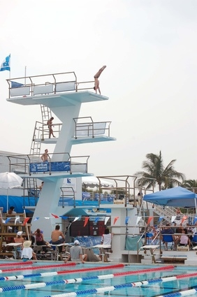 How To Install A Diving Board Ehow