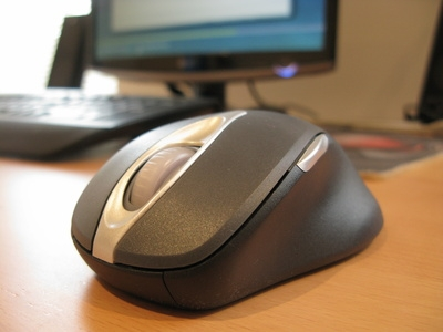 How to Use a Microsoft Wireless Mouse Receiver 1 0 | It