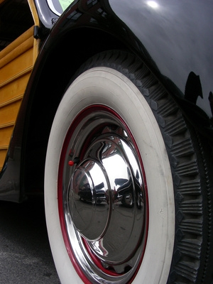 how to paint whitewall tires it still runs your ultimate older auto resource