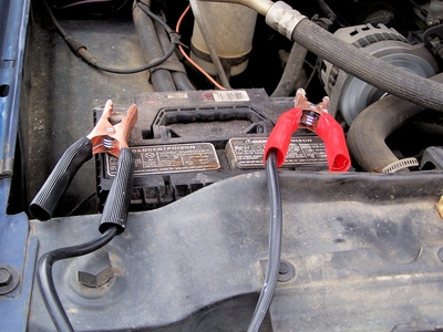 How to Jump Start a Dead Car Battery on a BMW | It Still Runs