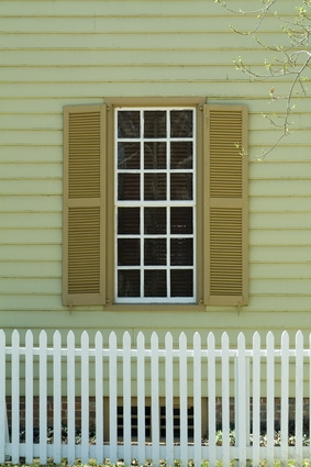 How To Remove Shutters From Brick Ehow