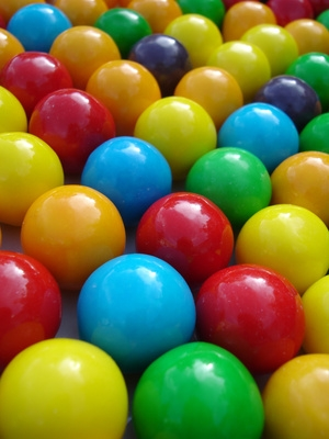 bubble gum machine business