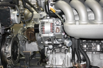 how to replace an alternator in a 1999 cadillac deville ehow