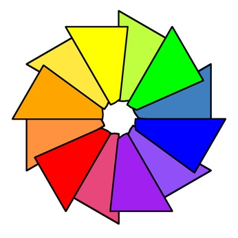 How To Use The Visual Color Wheel To Decorate Rooms Ehow