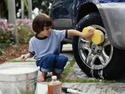How To Repair Plastic Wheel Covers Ehow