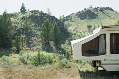 How to Repair Canvas Tent Trailers
