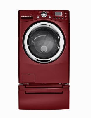 front load washing machine odors